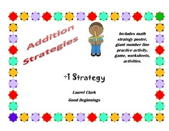 +1 Addition Strategy Pack