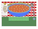 Alphabet Soup & Number Soup  - Letter & Number Recognition