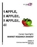 1 Apple, 2 Apples, 3 Apples, 4! Grade 4 Math Base Assess (STEM & CCSS Aligned)