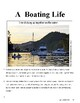 """SBAC ELA Test Prep  ~ PROMPTS TO PARAGRAPHS ~ 1 Article ~ """"A Boating Life"""""""