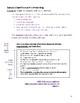 "Hi - Lo Reading & Writing Guide--1 Article Written @ 3 levels ~""TICK TOCK""~"