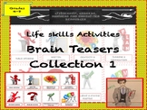 BRAINTEASERS Collection 1