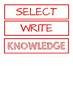 1. Cognitive Verbs - Knowledge