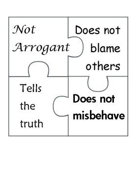 1 Corinthians - Love Puzzle