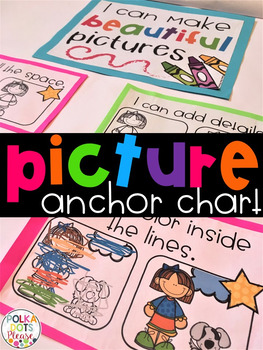 Picture Anchor Chart and Printables