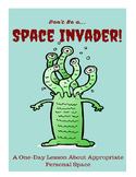 "1-Day Lesson: Don't Be a ""Space Invader"""