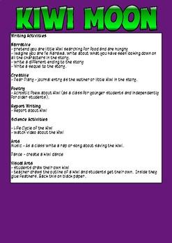 Reliever / Substitute Teacher Pack - Kiwi Moon