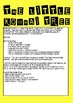 Reliever / Substitute Teacher Pack - The Little Kowhai Tree