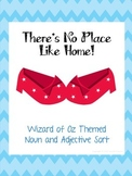 $1 Deals! Wizard of Oz Themed Noun and Adjective Sort