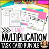 1-Digit Multiplication of Whole Numbers BUNDLE