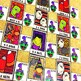1 Digit by 4 Digit Multiplication Halloween Game
