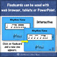 1 Eighth & 2 Sixteenth Notes - Interactive Rhythm Flash Cards