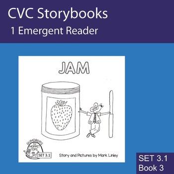 1 Emergent Reader - Set 3_1_3 - JAM
