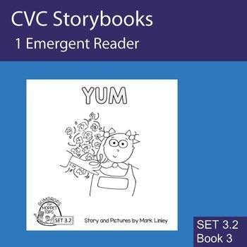 1 Emergent Reader - Set 3_2_3 - YUM