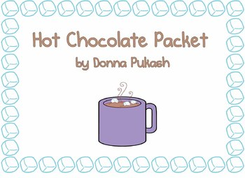 1. Hot Chocolate Packet