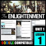 How did the Enlightenment change the way people thought ab