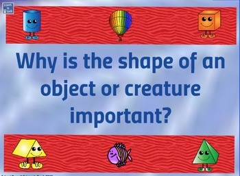 1-LS1-1 How does the shape and stability of structures relate to their function
