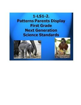 1-LS1-2 Behavior Patterns of Parents for Survival