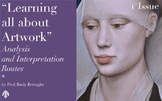 1 Learning all about Artworks - Chapter I - The first appr