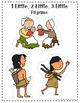 1 Little, 2 Little, 3 Little Pilgrims Math