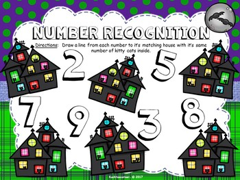 1 Little, 2 Little...Kitty Cats On Halloween: A Counting Song/Activity - PPT Ed.