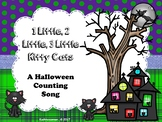 1 Little, 2 Little...Kitty Cats On Halloween: A Counting S