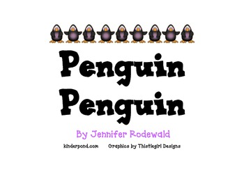 1 Little 2 Little Penguins book