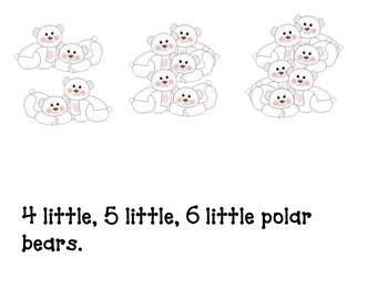 1 Little 2 Little Polar Bears book