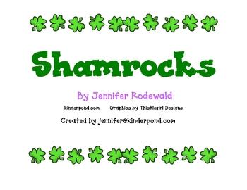 1 Little 2 Little Shamrocks