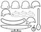 Complete Ice Cream Sundae Packet for SUBTRACTION Fluency