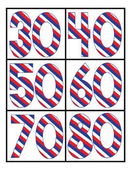 1.NBT.1 Math Game