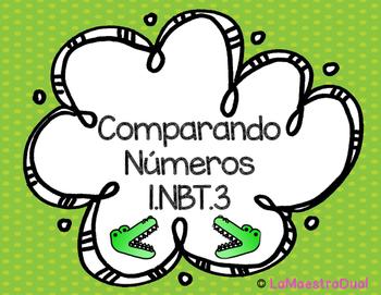 1.NBT.3 Placemat game