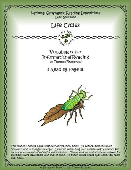 1 NGRE Life Cycles - Vocabulary, p31