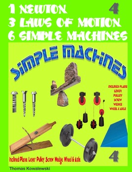 1 Newton 3 Laws of Motion 6 Simple Machines 4