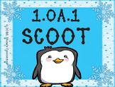 1.OA.1 Winter Word Problem SCOOT