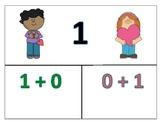 1.OA.3 Commutative Property of Addition Matching Game (1-10)