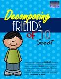 1.OA.6 - Decomposing Friends of 10