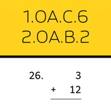 1.OA.C.6, 2.OA.B.2: Add within 20 (50 worksheets)
