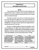 1 Oral Reading Fluency Passage