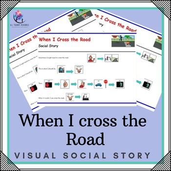 1 Page Poster - When I Cross the Road