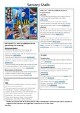1 Page Sensory Shells Page for PP