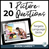 1 Picture 20 Questions - A Comprehensive Language Activity
