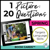 1 Picture 20 Questions: Spring - A Comprehensive Language