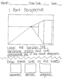1 Point Perspective Assessment
