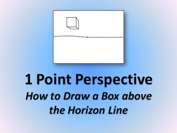 1 Point Perspective Free Introduction