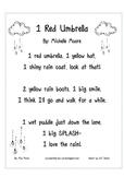 1 Red Umbrella