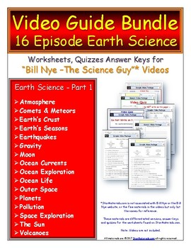 1 SSL Site License Differentiated Bundle - Bill Nye Earth Science Part 1 *