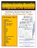1 SSL Site License Differentiated Bundle - Bill Nye Life Science Part 1 *