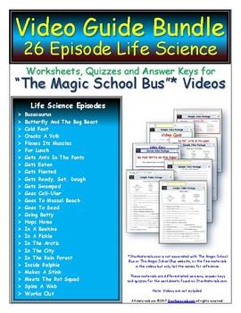 1 SSL Site License Differentiated Bundle - Magic School Bus * Life Science