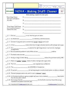 1 SSL- SCHOOL SITE LICENSE for  NOVA - Making Stuff - All 4 Episodes